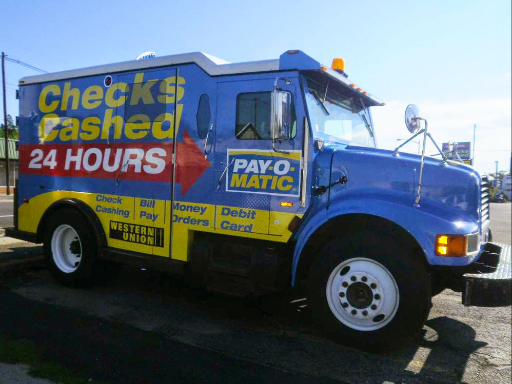 7 Examples of how Custom Vehicle Wraps Can Benefit Your Business!
