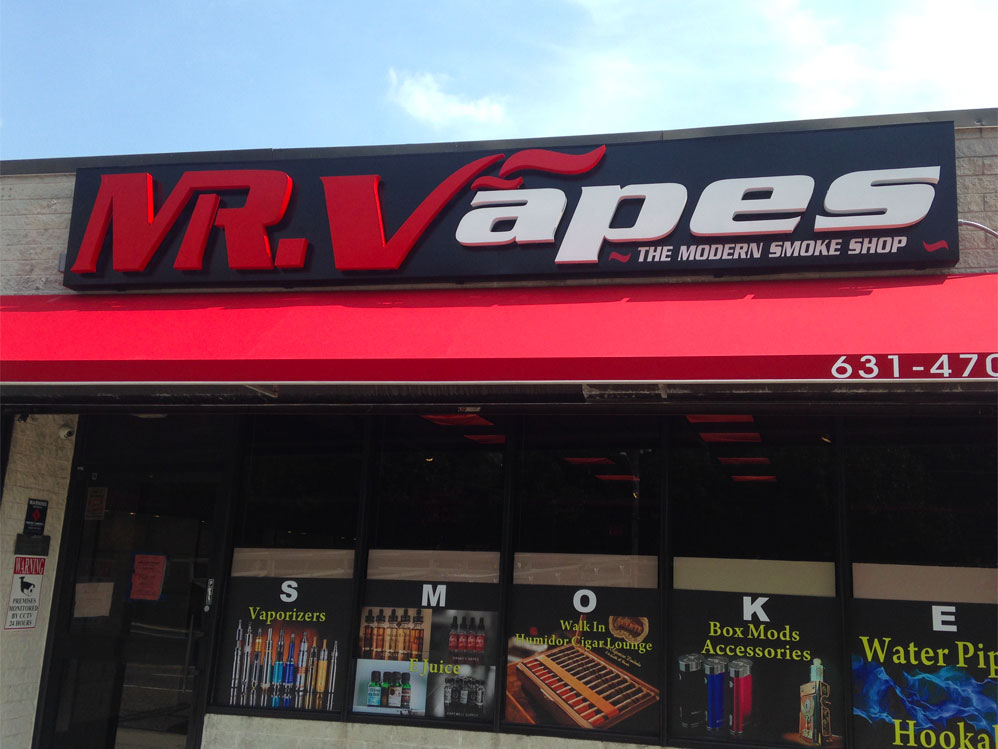 Mr. Vapes