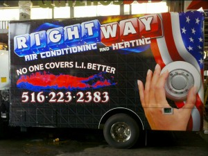 Brand Your Business With Custom Fleet Graphics