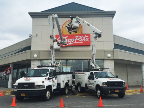 sign installers