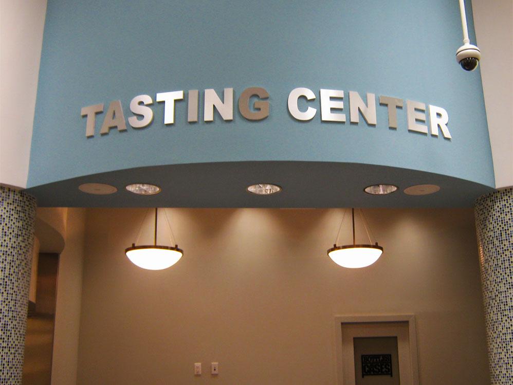 Tasting Center