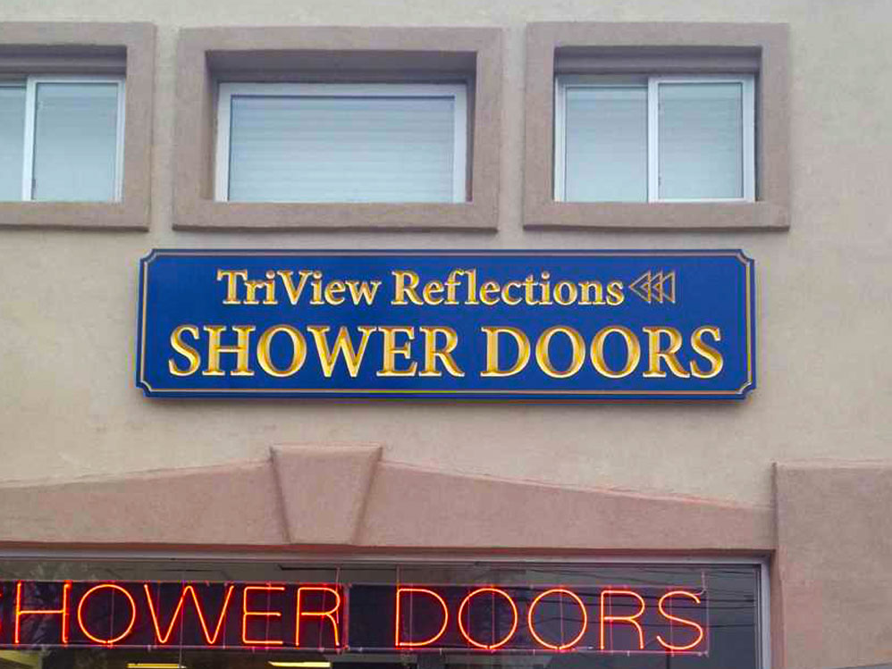 TriView Reflections Shower Doors