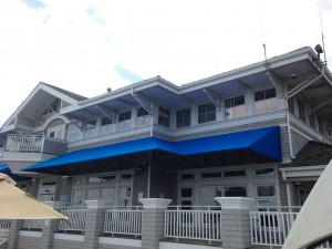 Commercial Awnings - Patio