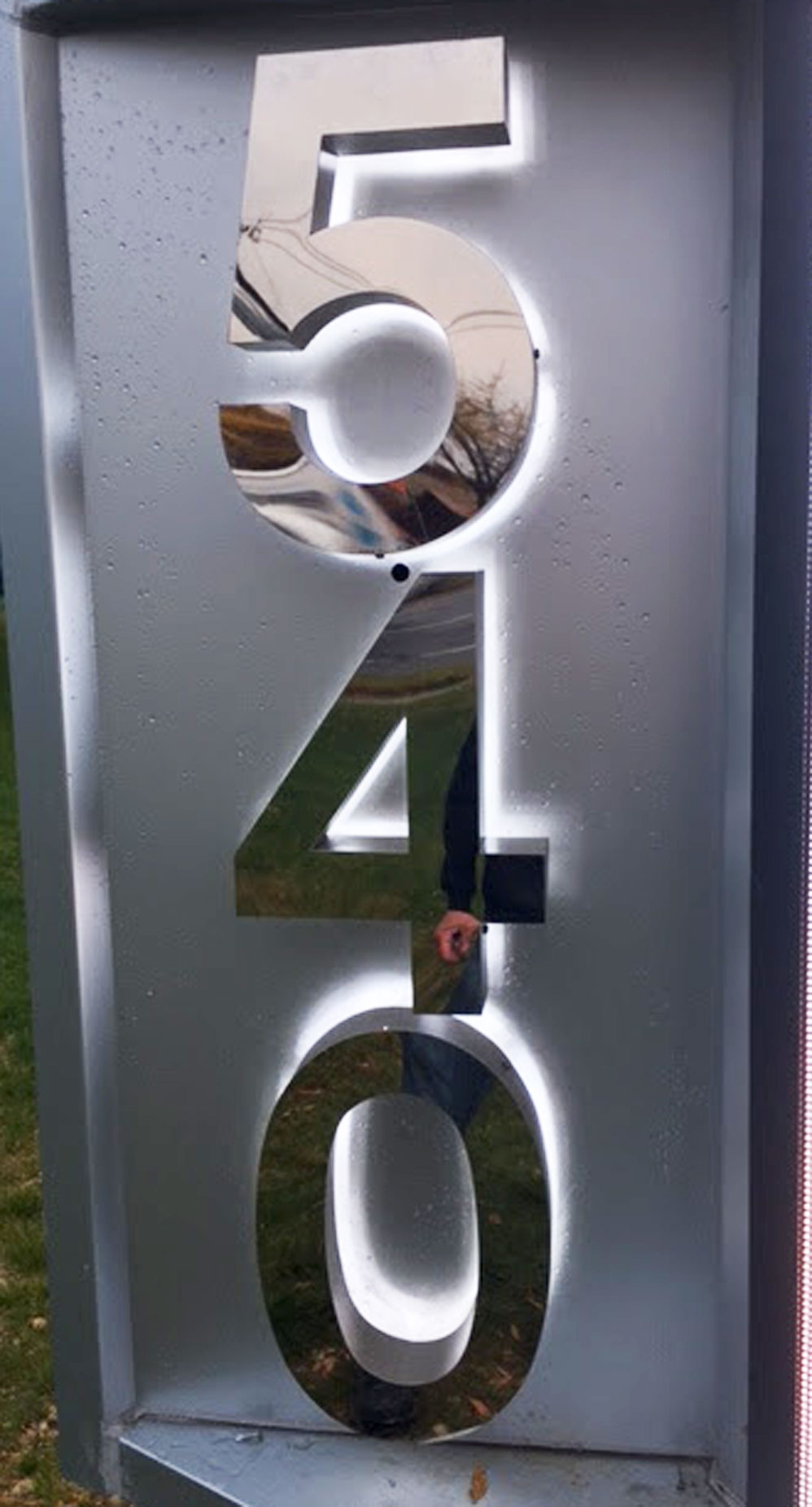 Backlit Channel Letters Long Island NY