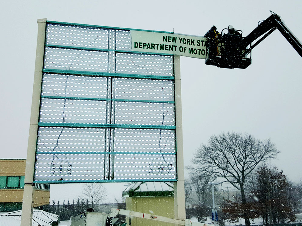 Retrofit Led Sign Nassau County NY