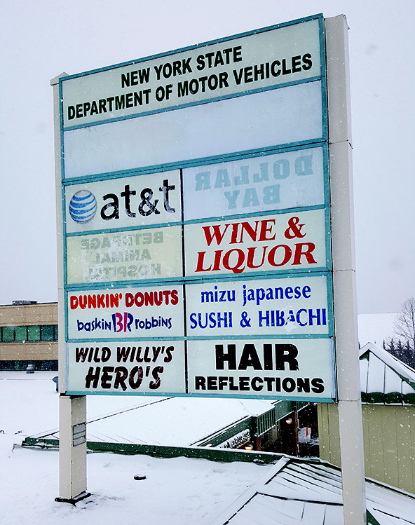 Retrofit Led Sign Suffolk County NY