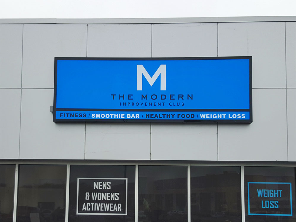 Cabinet Sign Company NY