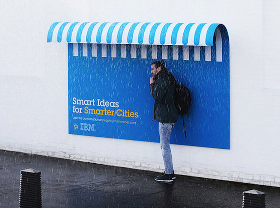 Using Signs For Creative Outdoor Advertising