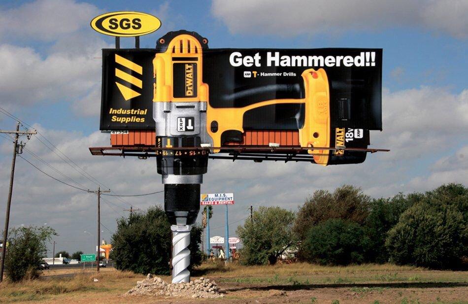 Creative Outdoor Advertising