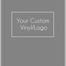 Custom Logo - Vinyl Decal
