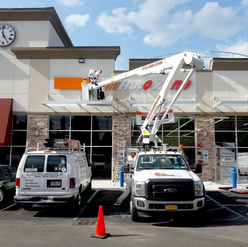 Retail Store Sign Installers Long Island