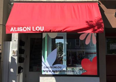 Awning Canopy for Alison Lou