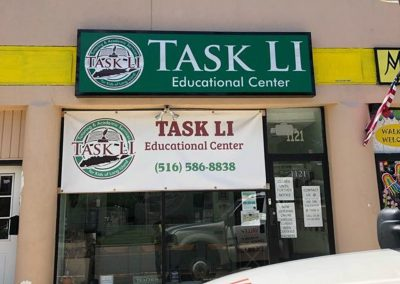 Task LI Educational Center Light Box