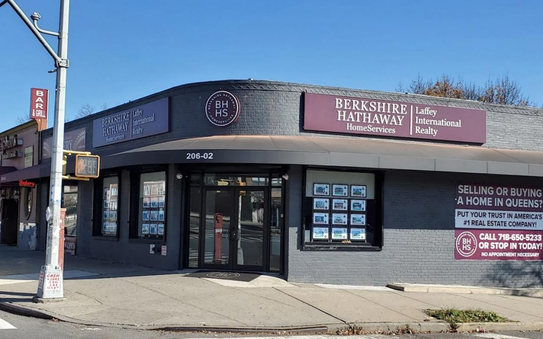 Channel Letters Berkshire Hathaway Home Services