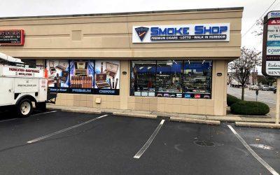 Channel Letters Smoke Shop